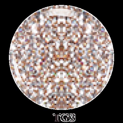 TG3- Trinity Soak Off Glitter Gel (Pot) - 8ml/0.27oz