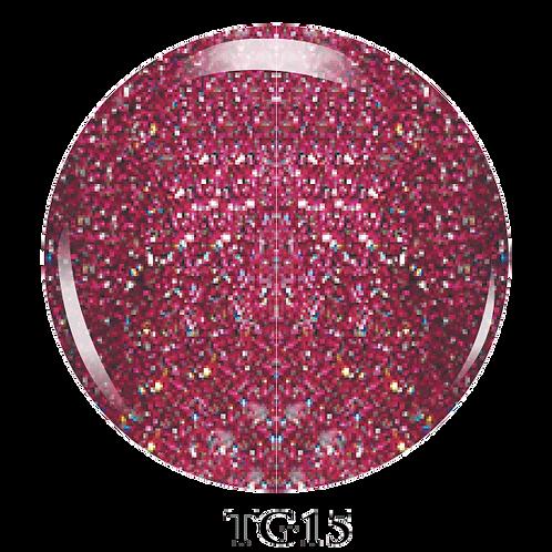 TG15 - Trinity Soak Off Glitter Gel (Pot) - 8ml/0.27oz