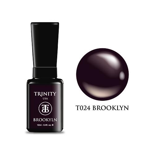 T024 - Trinity Soak Off Gel Polish - Brooklyn - 12ml/0.4oz