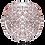 Thumbnail: TG4- Trinity Soak Off Glitter Gel (Pot) - 8ml/0.27oz