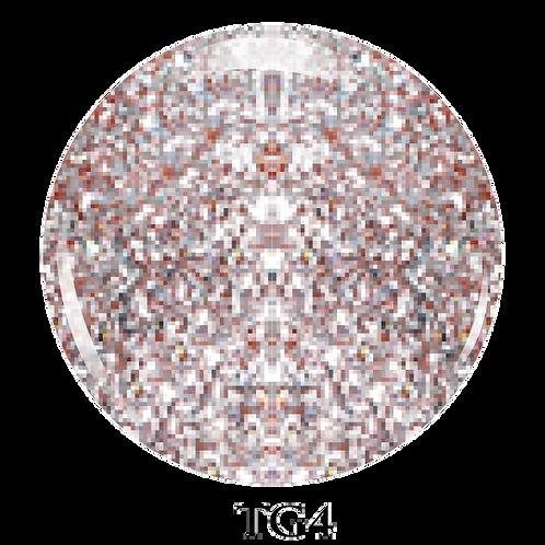 TG4- Trinity Soak Off Glitter Gel (Pot) - 8ml/0.27oz