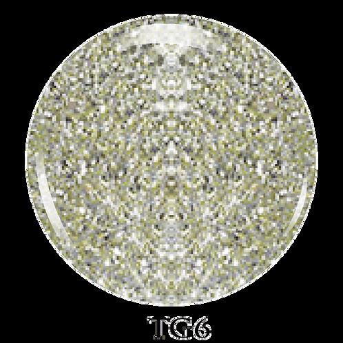 TG6- Trinity Soak Off Glitter Gel (Pot) - 8ml/0.27oz