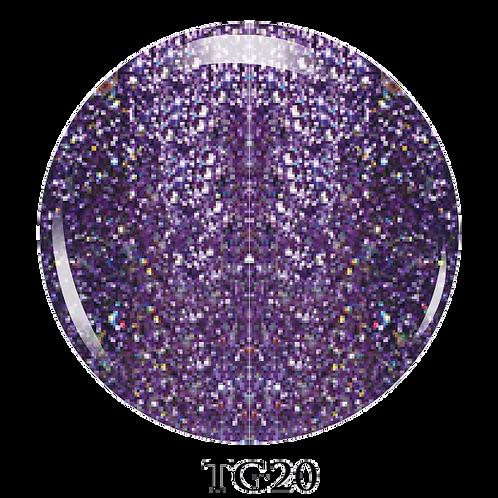 TG20 - Trinity Soak Off Glitter Gel (Pot) - 8ml/0.27oz