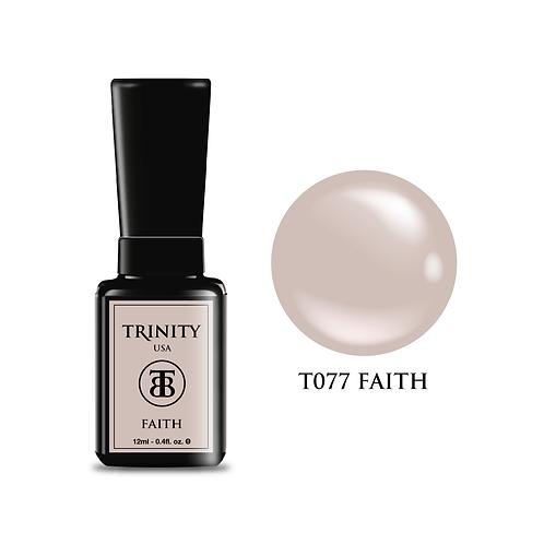T077 - Trinity Soak Off Gel Polish - Faith - 12ml/0.4oz
