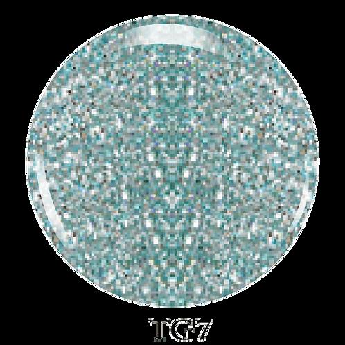 TG7 - Trinity Soak Off Glitter Gel (Pot) - 8ml/0.27oz