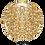 Thumbnail: TG9- Trinity Soak Off Glitter Gel (Pot) - 8ml/0.27oz
