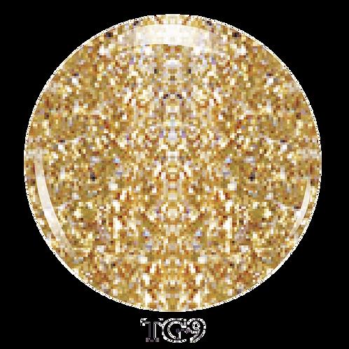 TG9- Trinity Soak Off Glitter Gel (Pot) - 8ml/0.27oz