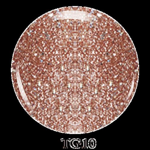 TG10 - Trinity Soak Off Glitter Gel (Pot)- 8ml/0.27oz