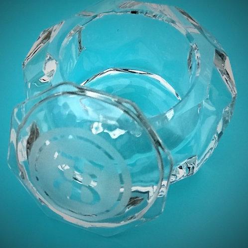 TDD - Trinity Dappin Dish (Crystal)
