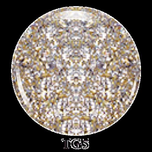 TG5- Trinity Soak Off Glitter Gel (Pot) - 8ml/0.27oz