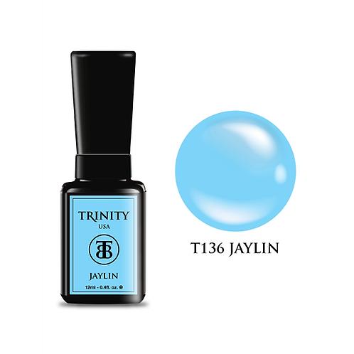 T136 - Trinity Soak Off Gel Polish - Jaylin - 12ml/0.4oz