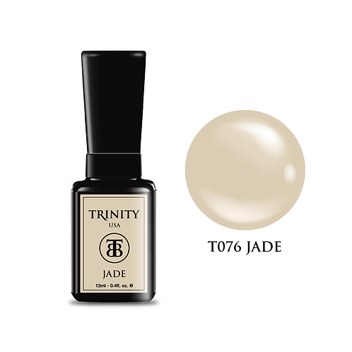 T076 - Trinity Soak Off Gel Polish - Jade - 12ml/0.4oz