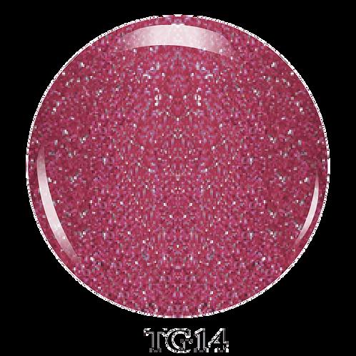 TG14 - Trinity Soak Off Glitter Gel (Pot) - 8ml/0.27oz