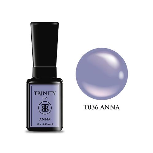T036 - Trinity Soak Off Gel Polish - Anna - 12ml/0.4oz