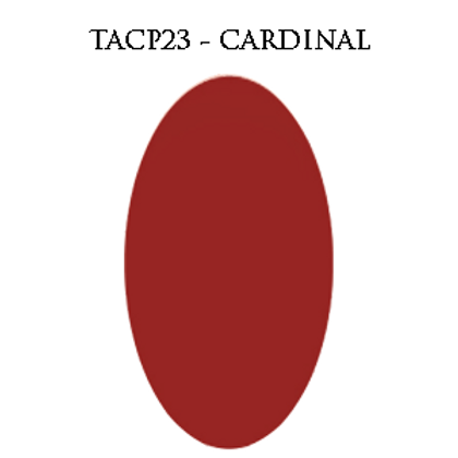 TACP23 - Trinity Acrylic Color Powder - Cardinal - 7.5ml/0.25oz