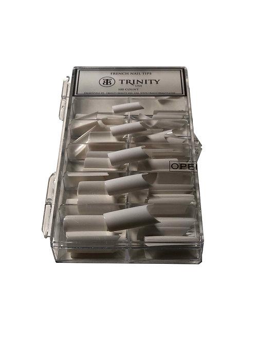 TFNT - Trinity French Nail Tips - 100ct