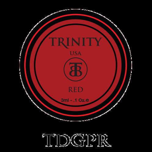 TSODGPR - Trinity Soak Off Design Gel Paint (Red) 3ml/0.1oz