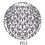 Thumbnail: TG1- Trinity Soak Off Glitter Gel (Pot) -8ml/0.27oz