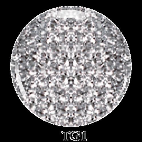 TG1- Trinity Soak Off Glitter Gel (Pot) -8ml/0.27oz