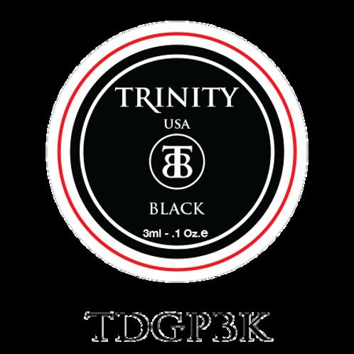 TSODGPBK - Trinity Soak Off Design Gel Paint (Black) 3ml/0.1oz