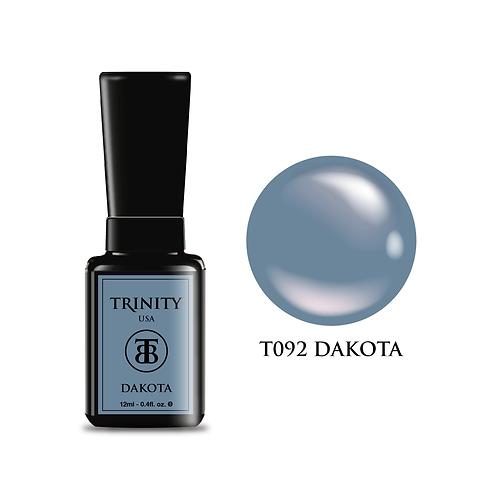 T092 - Trinity Soak Off Gel Polish - Dakota - 12ml/0.4oz