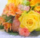 ビタミンカラーの花束.jpg