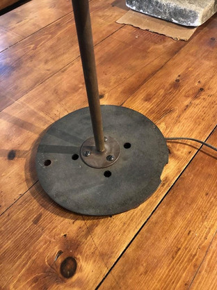 Modern Industrial Agricultural Plow Lamp