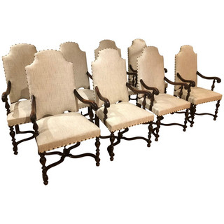 Queen Anne Period Chair