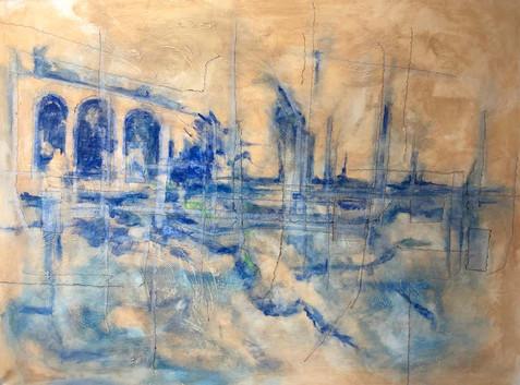 """Mirage IV"" by Louis Shields"