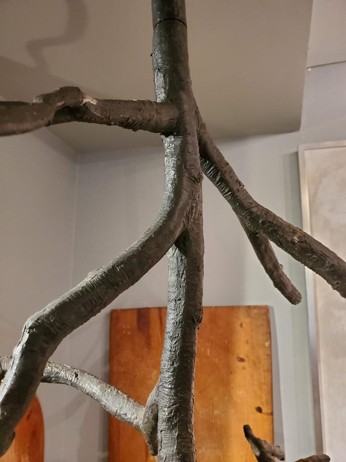 Modern Bohemian Branch Chandelier