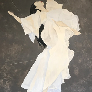 SOLD - Dancer Series