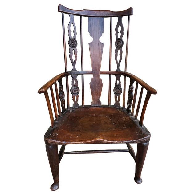 5921 - Windsor Chair