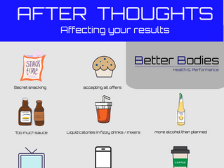 The common afterthoughts tripping you up...