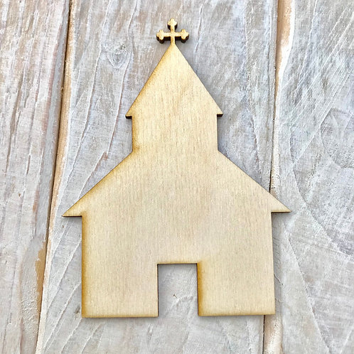 Plywood Chapel 10 Pack
