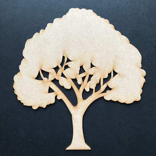 MDF Wooden Tree Code Full