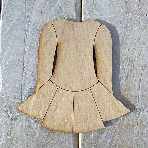 Plywood Irish Dance Dress 10 Pack