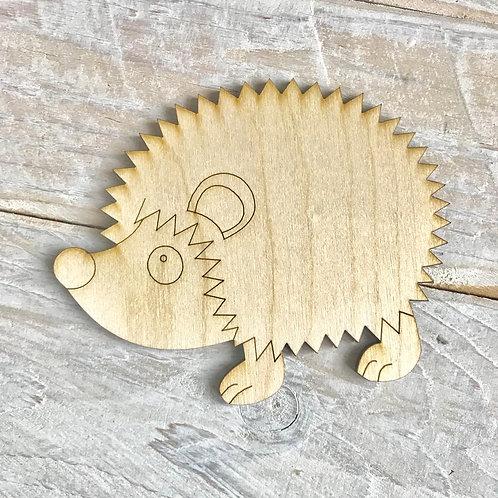 Plywood Hedgehog 10 Pack