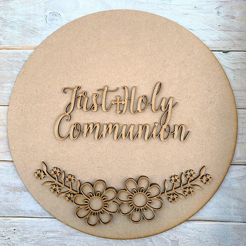 Circle Kit with First Holy Communion