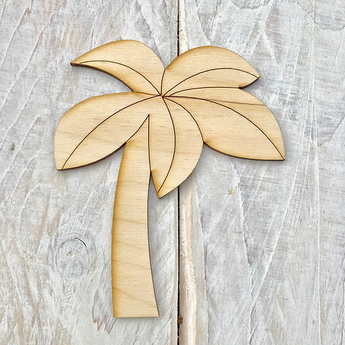 Plywood Palm Tree 10 Pack
