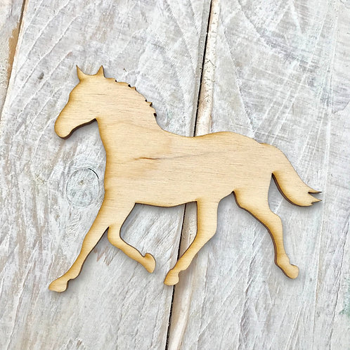 Plywood Horse 10 Pack
