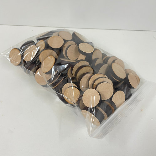 6mm 2cm - 3cm Craft Circles