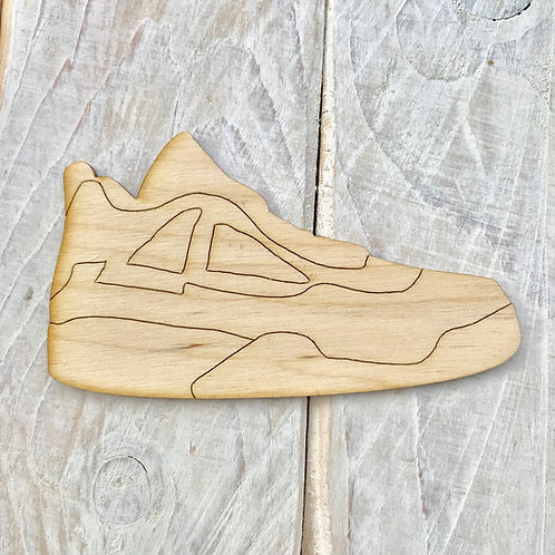 Plywood Basketball High Top 10 Pack
