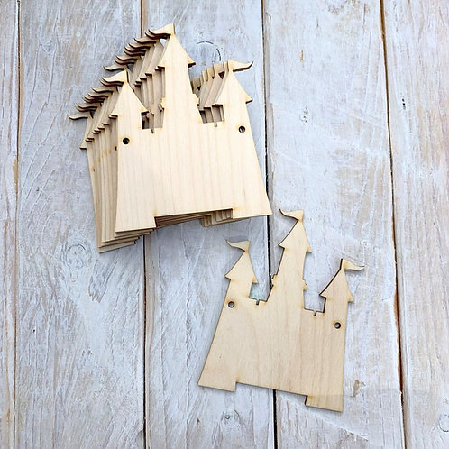 10 Pack Bunting Castle