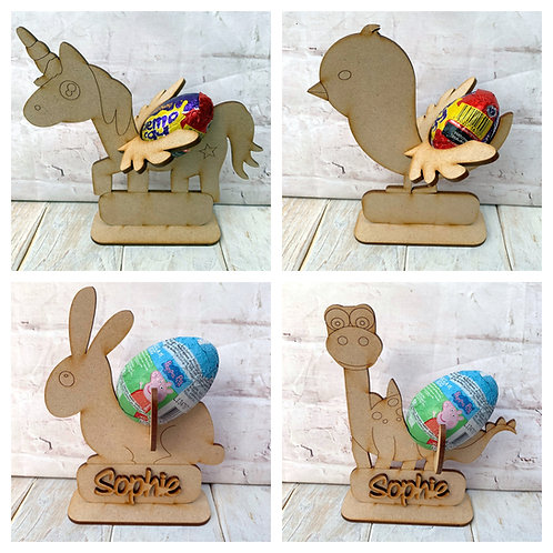 MDF Easter Egg Holder