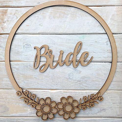 Hoop Kit Bride or Groom