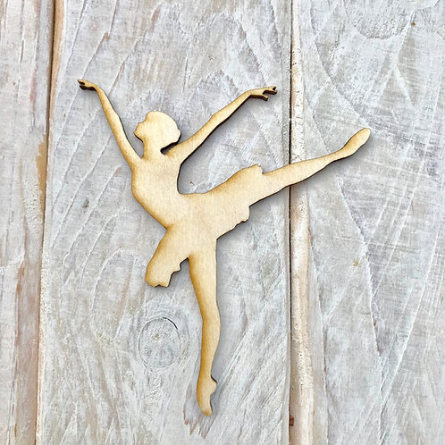 Plywood Ballerina 10 Pack