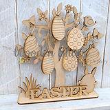 Laser Cut Wooden Easter Craft Kit Blank