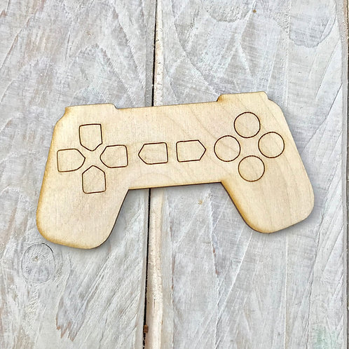 Plywood Gamer Controller 10 Pack