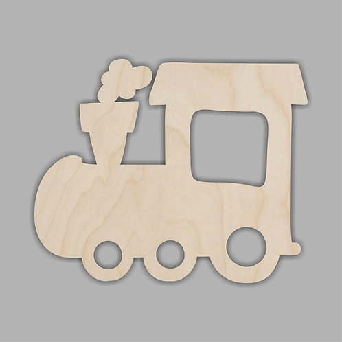 Plywood Train Front 10 Pack