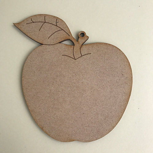 MDF Hanging Apple
